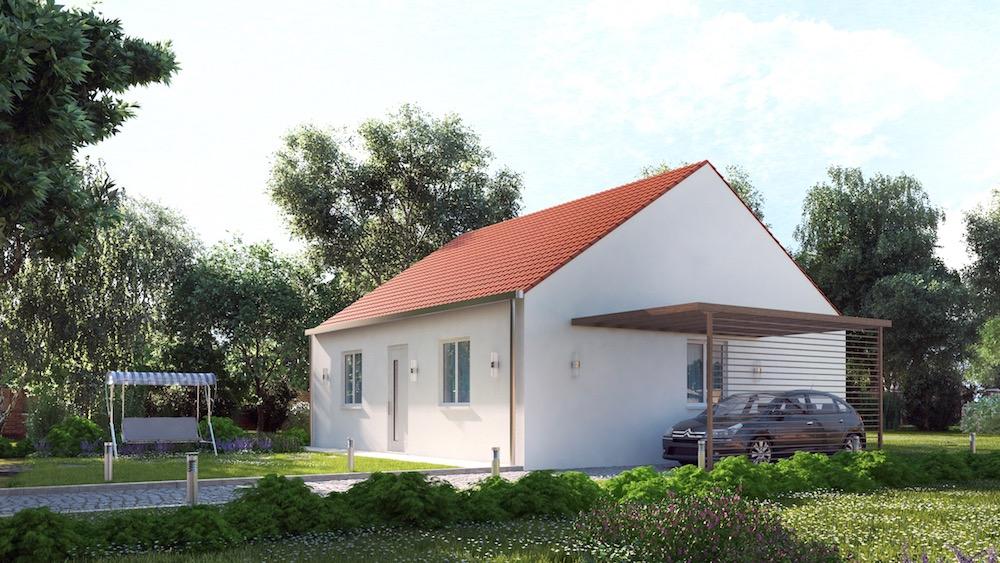 Plans et mod les nos maisons for Visite maison modele victoriaville 2016