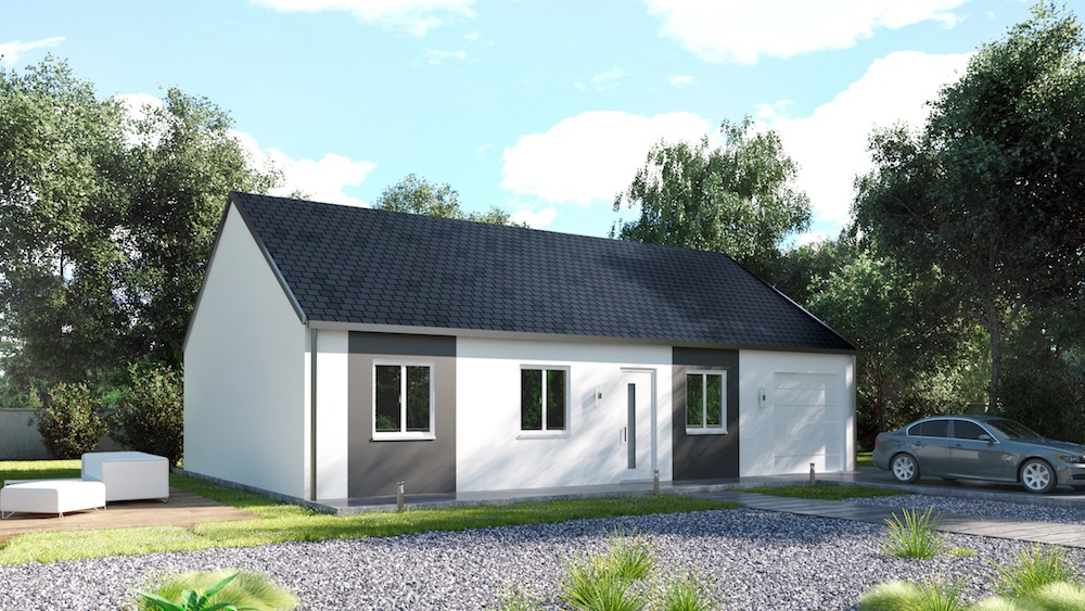 Constructeur de maisons individuelles petit prix for Meilleur constructeur maison individuelle